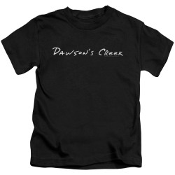 Image for Dawsons Creek Dawsons Logo Kid's T-Shirt