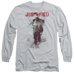 Image for Justified Long Sleeve Shirt - Ink Washed