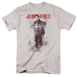 Image for Justified T-Shirt - Ink Washed