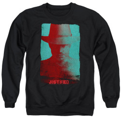 Image for Justified Crewneck - Silhouette