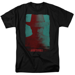 Image for Justified T-Shirt - Silhouette