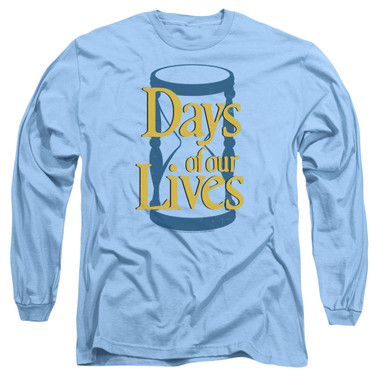 Image for Days of Our Lives Long Sleeve Shirt - Hourglass