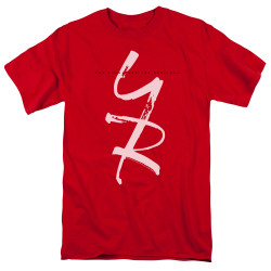 Image for The Young and the Restless T-Shirt - Logo