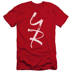 Image for The Young and the Restless Premium Canvas Premium Shirt - Logo
