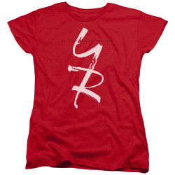 Image for The Young and the Restless Womans T-Shirt - Logo