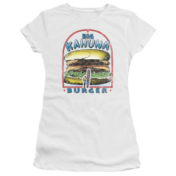Image for Pulp Fiction Girls T-Shirt - Big Kahuna Burger