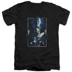 Image for Hellraiser V Neck T-Shirt - Cenobites