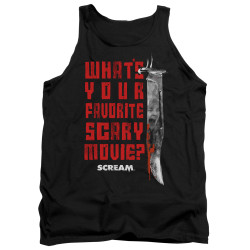 Image for Scream Tank Top - Favorite