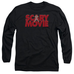 Image for Scary Movie Long Sleeve Shirt - Logo