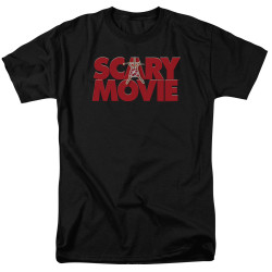 Image for Scary Movie T-Shirt - Logo