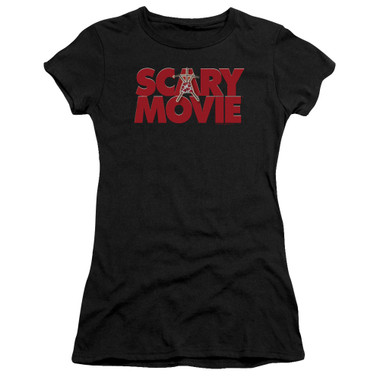 Image for Scary Movie Girls T-Shirt - Logo