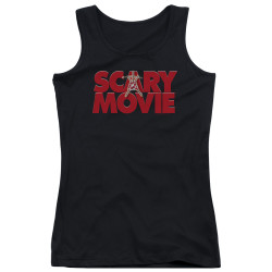 Image for Scary Movie Girls Tank Top - Logo