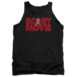 Image for Scary Movie Tank Top - Logo