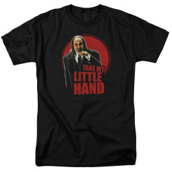 Image for Scary Movie T-Shirt - Strong Hand