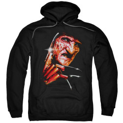 Image for A Nightmare on Elm Street Hoodie - Freddy's Face