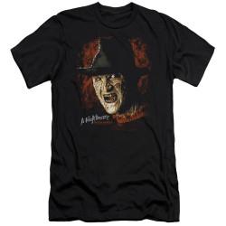 Image for A Nightmare on Elm Street Premium Canvas Premium Shirt - Worst Nightmare