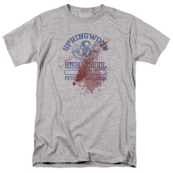 Image for A Nightmare on Elm Street T-Shirt - Springwood High School Victim
