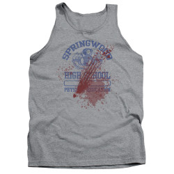 Image for A Nightmare on Elm Street Tank Top - Springwood High School Victim