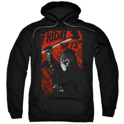 Image for Friday the 13th Hoodie - Jason Lives