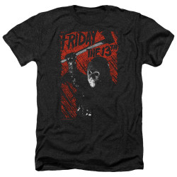 Image for Friday the 13th Heather T-Shirt - Jason Lives
