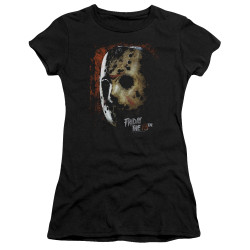 Image for Friday the 13th Girls T-Shirt - Mask of Death
