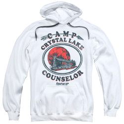 Image for Friday the 13th Hoodie - Camp Crystal Lake Counselor