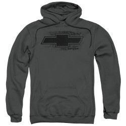 Image for Chevrolet Hoodie - Bowtie Burnout