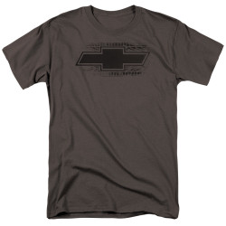 Image for Chevrolet T-Shirt - Bowtie Burnout