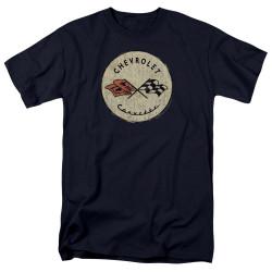 Image for Chevrolet T-Shirt - Old Vette