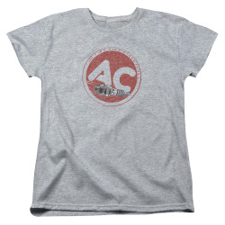 Image for AC Delco Womans T-Shirt - AC Circle