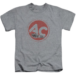 Image for AC Delco Kids T-Shirt - AC Circle