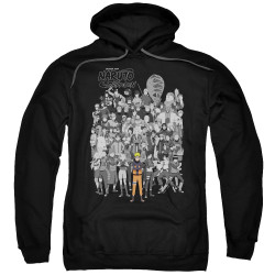Image for Naruto Shippuden Hoodie - Characters