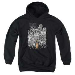 Image for Naruto Shippuden Youth Hoodie - Characters