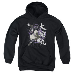 Image for Naruto Shippuden Youth Hoodie - Leaves Headband