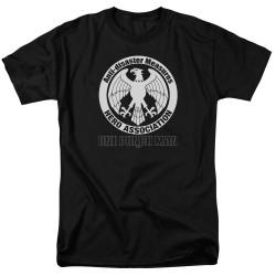 Image for One Punch Man T-Shirt - Hero Association Logo