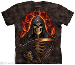 Image for The Mountain T-Shirt - Fire Reaper