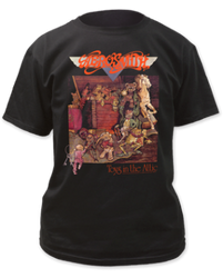 Image for Aerosmith Toys in the Attic T-Shirt
