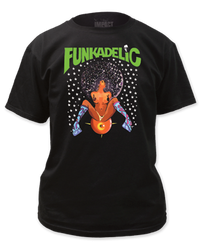 Image for Funkadelic Afro Girl T-Shirt