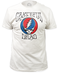 Image for Grateful Dead Steal Your Face Logo T-Shirt