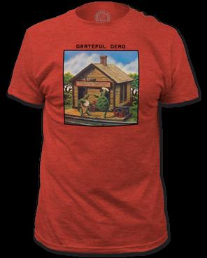 749aca83 Grateful Dead Terrapin Station T-Shirt - NerdKungFu