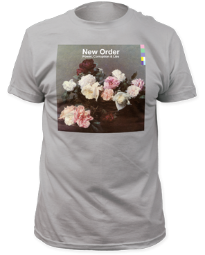 7243c9f1 New Order Power, Corruption & Lies T-Shirt. Loading zoom. Hover over image  to zoom