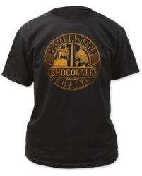 Image for Parliament Chocolate City T-Shirt