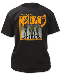 Image for The Residents Meet the Residents T-Shirt