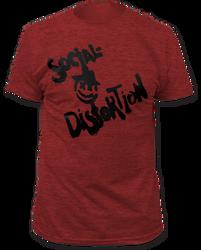 Image for Social Distortion Mainliner Single T-Shirt
