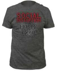 Image for Social Distortion Prison Bound T-Shirt