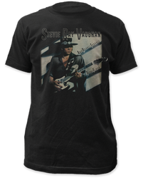 Image for Stevie Ray Vaughan Texas Flood T-Shirt