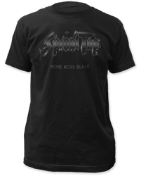 Image for Spinal Tap T-Shirt - None More Black