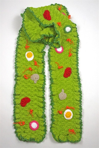 Image for Yummy You Salad Scarf