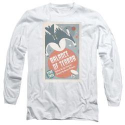 Image for Star Trek Juan Ortiz Episode Poster Long Sleeve Shirt - Ep. 14 Balance of Terror