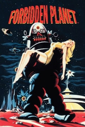 Image for Forbidden Planet Poster